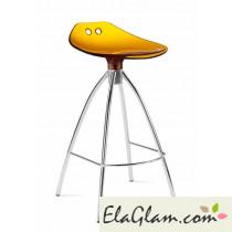 sgabello-in-acciaio-e-policarbonato-trasparente-arancio-h7433