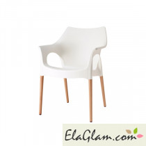 Sedia Natural Ola Scab Design h7495