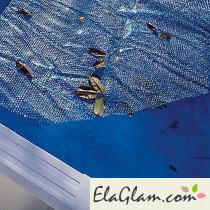 Copertura galleggiante isotermica per piscine 7,80x3,90 mt h17429